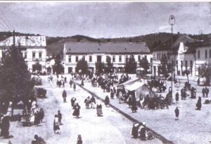 Centru Hateg 1905